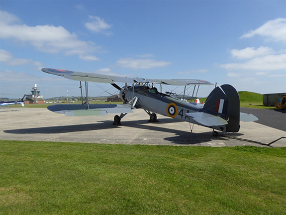 Fairey Swordfish. Navy  Wings